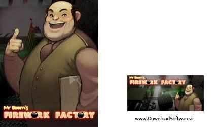 دانلود بازی Mr Booms Firework Factory برای کامپیوتر