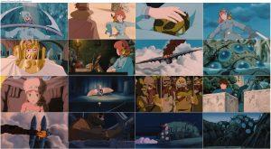 دانلود انیمیشن نیوشکا از دره باد 1984 با دوبله فارسی کارتون ژاپنی Nausicaa of the Valley of the Wind 1984 با کیفیت 1080p & 720p