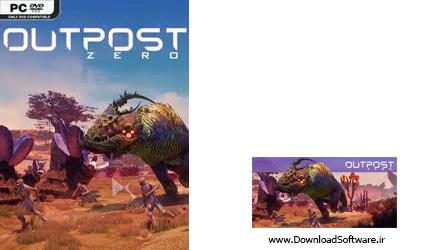 دانلود بازی Outpost Zero برای کامپیوتر
