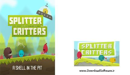 دانلود بازی فکری Splitter Critters برای کامپیوتر