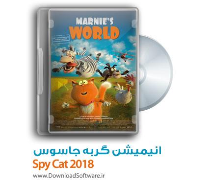 دانلود انیمیشن گربه جاسوس Spy Cat 2018