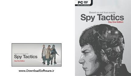 دانلود بازی Spy Tactics برای کامپیوتر