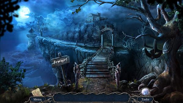 دانلود بازی ماجراجویی Stormhill Mystery Family Shadows