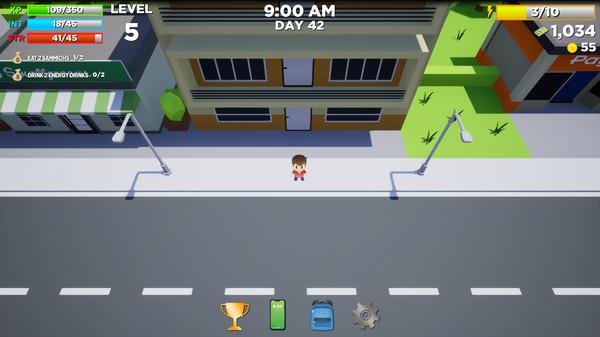دانلود بازی Super Life RPG برای کامپیوتری