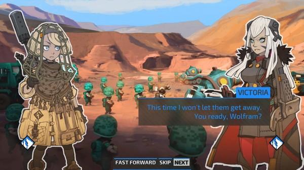 بازی جدید کامپیوتری TINY METAL FULL METAL RUMBLE