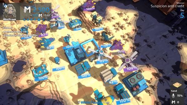 بازی TINY METAL FULL METAL RUMBLE برای کامپیوتر