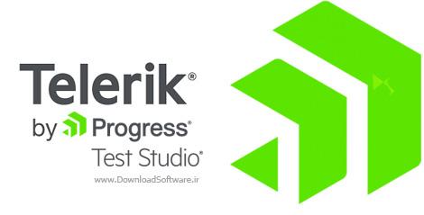 دانلود Telerik Test Studio + Dev Edition - استودیوی تست نرم افزار