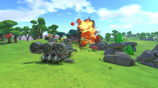 آخرین نسخه بازی TerraTech Deluxe Edition برای کامپیوتر
