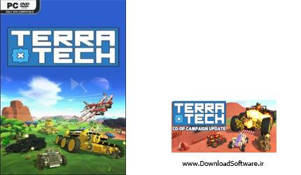 دانلود بازی TerraTech Deluxe Edition برای کامپیوتر