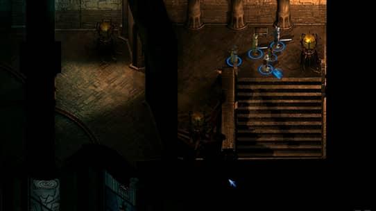 بازی جدید کامپیوتری The Temple of Elemental Evil
