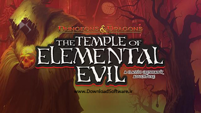دانلود بازی The Temple of Elemental Evil GoG Classic برای PC