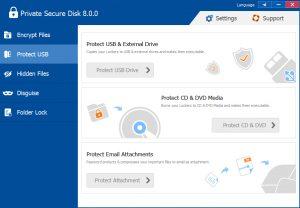 دانلود ThunderSoft Private Secure Disk نرم افزار حفظ امنیت اطلاعات