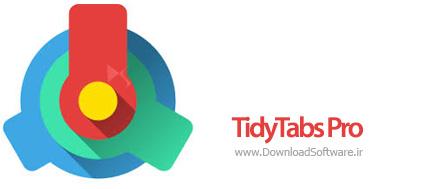 دانلود TidyTabs Pro - افزودن تب ها و برگه به برنامه ها