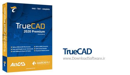 دانلود TrueCAD Premium برنامه مدلسازی قطعات و نقشه کشی صنعتی