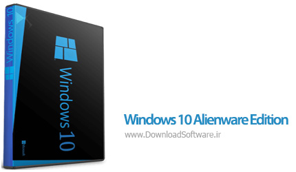 دانلود ویندوز 10 - Windows 10 Alienware Edition 2019
