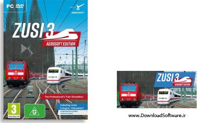 دانلود بازی ZUSI 3 Aerosoft Edition برای کامپیوتر