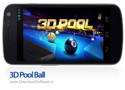 دانلود 3D Pool Ball