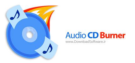 دانلود Abyssmedia Audio CD Burner نرم افزار رایت فایل های صوتی