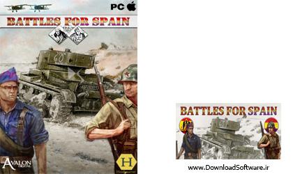 دانلود بازی Battles For Spain برای کامپیوتر