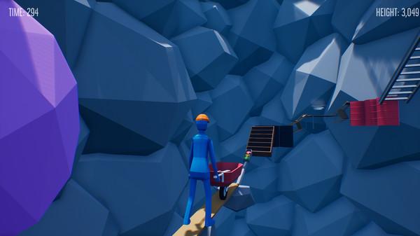 دانلود رایگان بازی Climb With Wheelbarrow