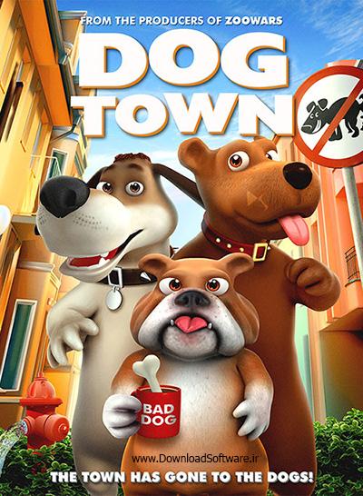 دانلود انیمیشن شهر سگ Dog Town 2019 با کیفیت 1080p