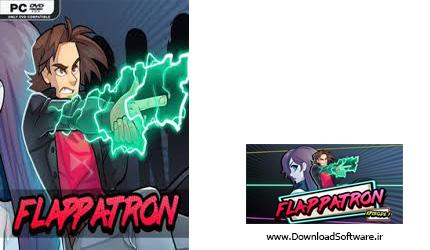 دانلود بازی Flappatron Episode 1 برای کامپیوتر