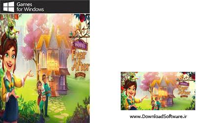 دانلود بازی Hotel Ever After Ellas Wish Collectors Edition برای کامپیوتر