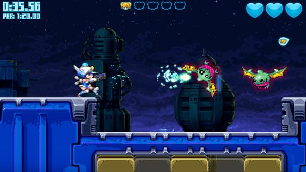 دانلود بازی Mighty Switch Force Collection با لینک مستقیم