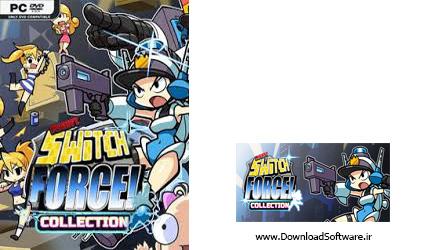 دانلود بازی Mighty Switch Force Collection برای کامپیوتر