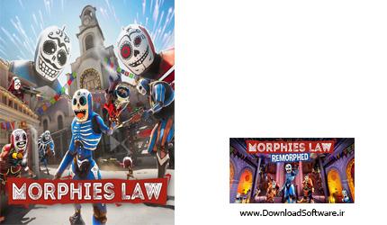 دانلود بازی Morphies Law Remorphed برای کامپیوتر