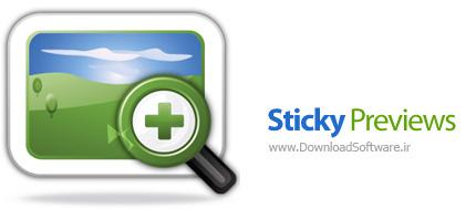 دانلود NTWind Sticky Previews