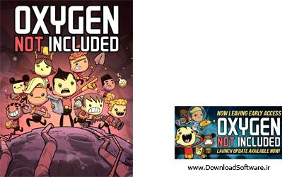 دانلود بازی Oxygen Not Included برای کامپیوتر
