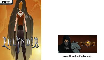 دانلود بازی Phlyndir برای کامپیوتر