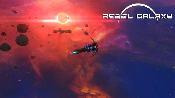 بازی جدید کامپیوتری Rebel Galaxy Outlaw