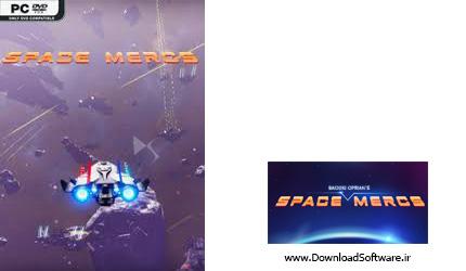 دانلود بازی Space Mercs برای کامپیوتر