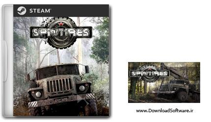 دانلود بازی Spintires The Original Game برای کامپیوتر