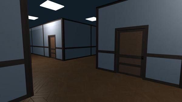 بازی جدید The Backrooms برای pc