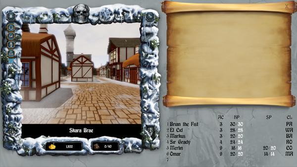بازی کامپیوتری The Bards Tale Trilogy Remastered