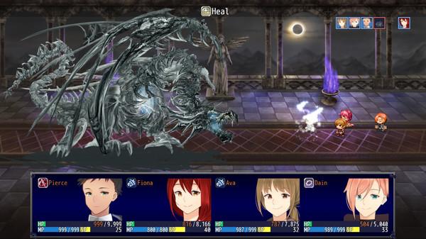 بازی رایگان کامپیوتری The Dragons Twilight II