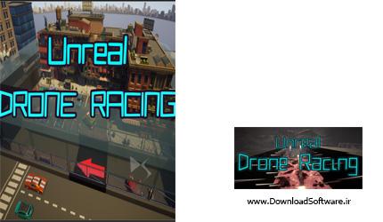 دانلود بازی Unreal Drone Racing برای کامپیوتر