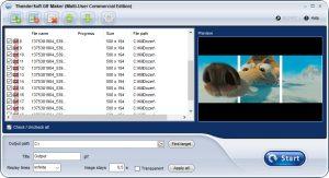 دانلود ThunderSoft GIF Maker نرم افزار ساخت فایل گیف