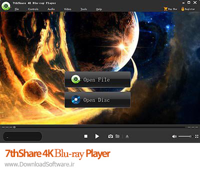 دانلود 7thShare 4K Blu-ray Player