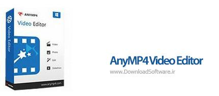 دانلود برنامه AnyMP4 Video Editor نرم افزار ویرایشگر ویدیو