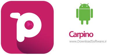 دانلود کارپینو Carpino برنامه اجاره تاکسی در تهران اندروید