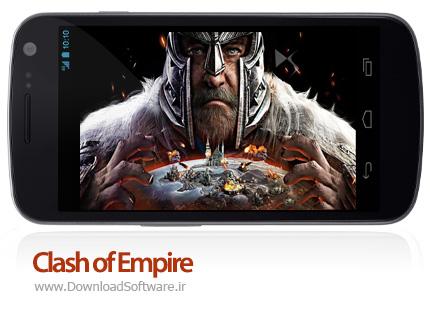 دانلود بازی Clash of Empires 2019 بازی نبرد امپراطوری ها برای اندروید