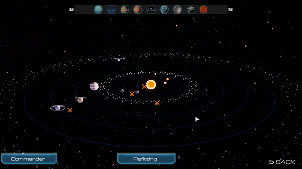 بازی کامپیوتری رایگان DarkSpace
