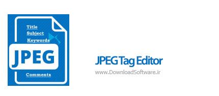 دانلود برنامه JPEG Tag Editor نرم افزار ویرایش تگ JPG