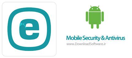 دانلود Mobile Security & Antivirus برنامه آنتی ویروس Eset اندروید