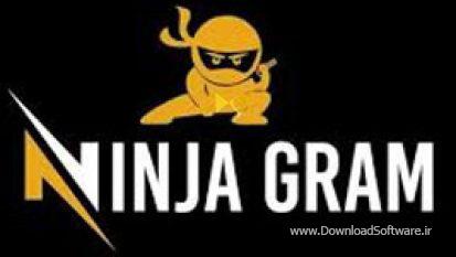 دانلود نرم افزار نینجاگرام برای کامپیوتر NinjaGram (Instagram bot)