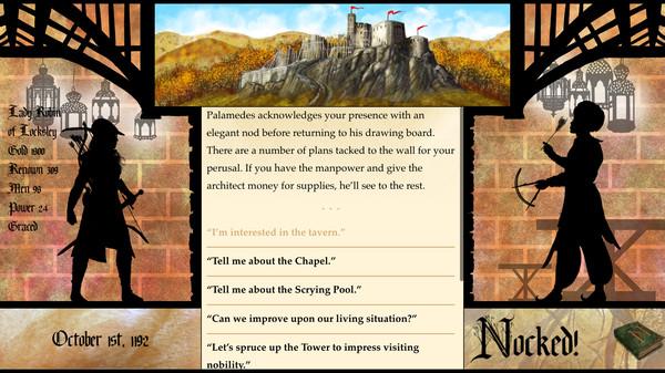 دانلود رایگان بازی Nocked True Tales Of Robin Hood برای pc